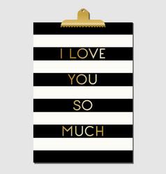 Romantic poster design vector