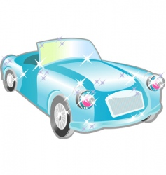 Car cartoon vector