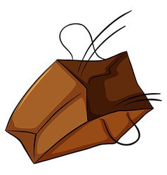 A paperbag vector