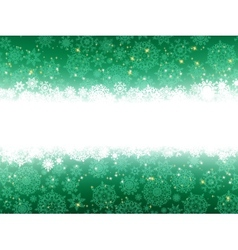 Christmas stars green stripes eps 8 vector