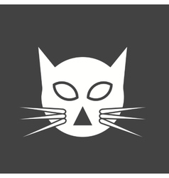 Cat animal vector