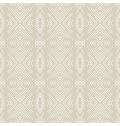 Beige backgrounds with seamless patterns vector image vector image