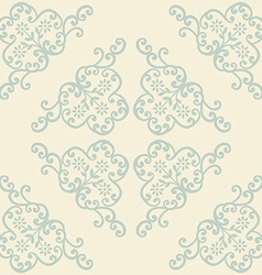 Vintage background royal ornament vector