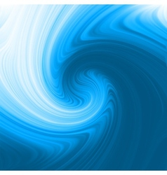 Abstract glow twist with blue flow eps 8 vector