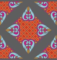 diamond as pattern vector image vector image