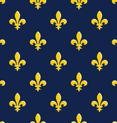 Yellow Emblem Pattern vector image