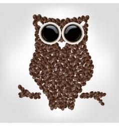 owl image vector image