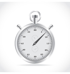 stopwatch vector image