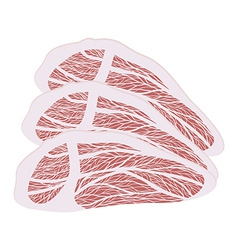 Matsusaka beef vector