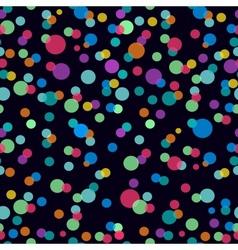 Geometric seamless pattern ornament background vector