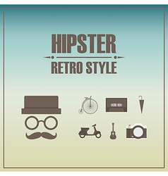 149hipster2 vector