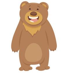 Bear animal character vector