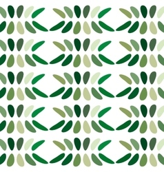 Green abstract background venchurny vector