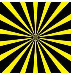 Yellow-black background vector