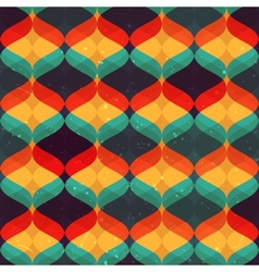 Colorful abstract pattern seamless vector
