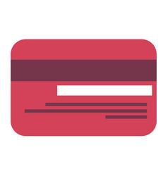 bank money card vector image