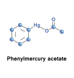Phenylmercuric acetate disinfectant vector