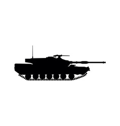 Weapon tank vector
