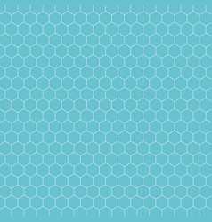 hexagon-pattern-background vector image vector image