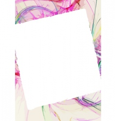 abstract background with copy's vector image vector image
