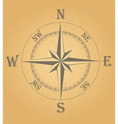 Ancient wind rose 02 vector