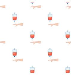 Procedure of blood transfusion medicine single vector