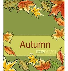 autumn3 vs vector image