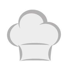 Chefs hat icon food design graphic vector