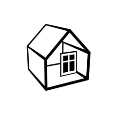 Property developer conceptual business icon vector