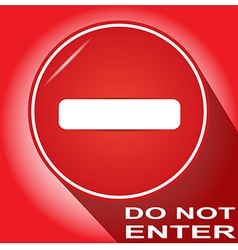 Do not enter 6 vector