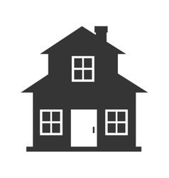 Real estate building vector