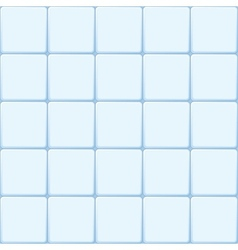 Blue tile vector