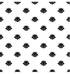 Lotus pattern vector