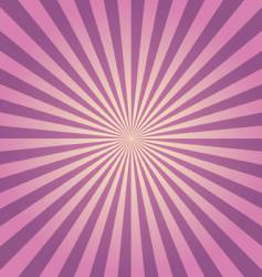 Purple rays vector
