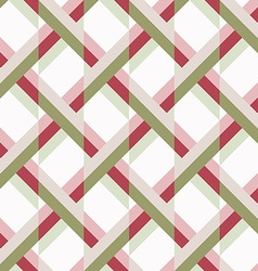 Geometry rhombus seamless pattern vector