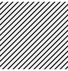 Seamless pattern Diagonal lines vector image