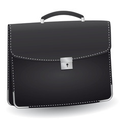lack briefcase for the businessman vector illustra vector image vector image