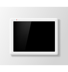 Tablet Screen vector image vector image