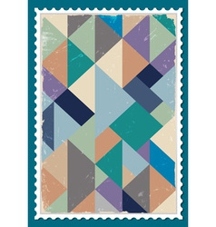 Post stamp vector