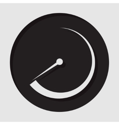 Information icon - dial symbol vector