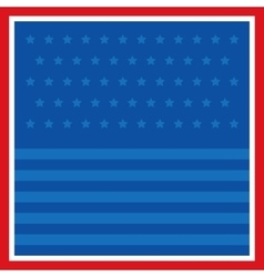 United states color abstract flat background vector