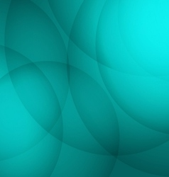 Curve element with green background vector