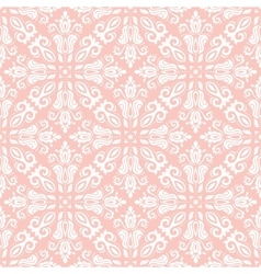 Seamless baroque pattern vector