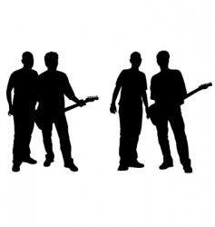 duo band vector image