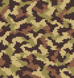 Digital camouflage vector