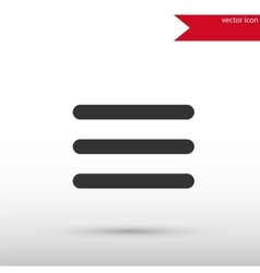 Expand menu button black icon and jpg vector