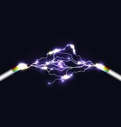 Electric arch vector