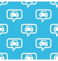 Car message pattern vector