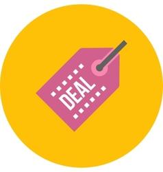 Online Deals vector image vector image