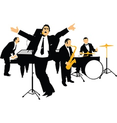 Wedding band vector